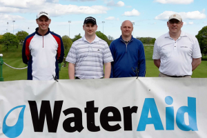 Water Aid Golf Day